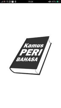 Kamus Peribahasa poster