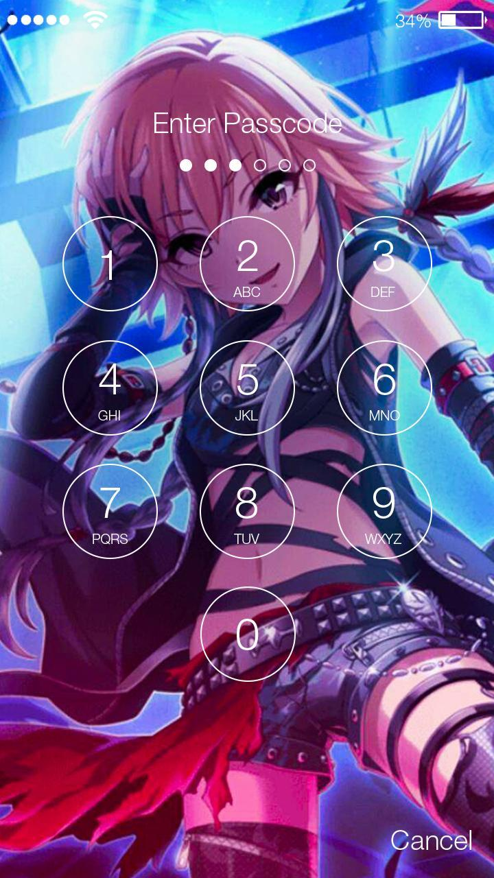 Best Cute Girl Anime Wallpaper Phone Lock Screen For Android Apk Download