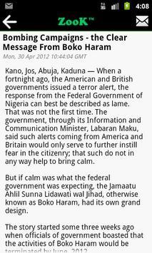 Zook - African News & Media screenshot 3