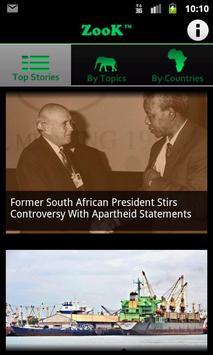 Zook - African News & Media screenshot 4