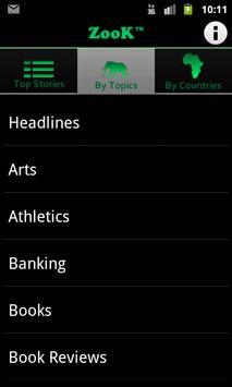 Zook - African News & Media screenshot 5