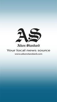 Aiken Standard News poster