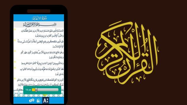 Reader - the quran screenshot 4