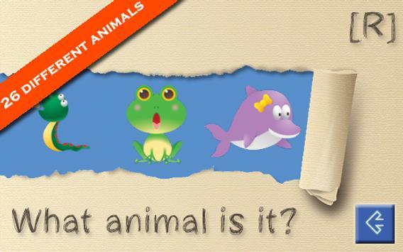 Animal Sounds for Kids screenshot 13