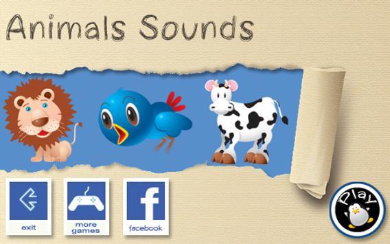 Animal Sounds for Kids screenshot 5