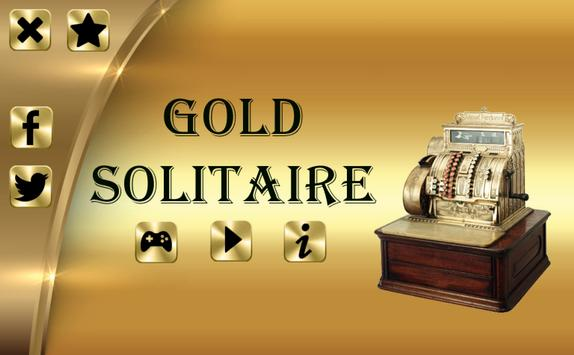 Gold Solitaire poster