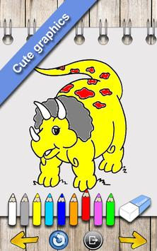 Dinosaurs Coloring Book APK Download  Free Educational GAME for