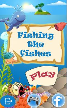 Fishing the Fishes Kids Game poster