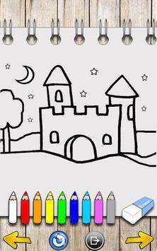 Kids Coloring Book for kids apk screenshot