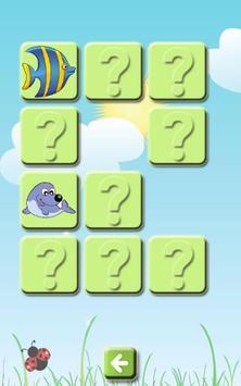 Game of memory for kids screenshot 1