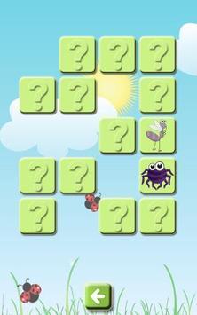 Game of memory for kids screenshot 2