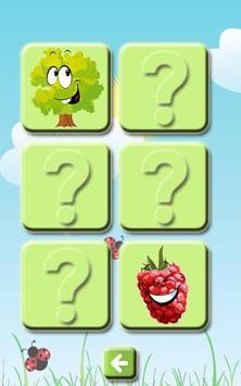 Game of memory for kids screenshot 3