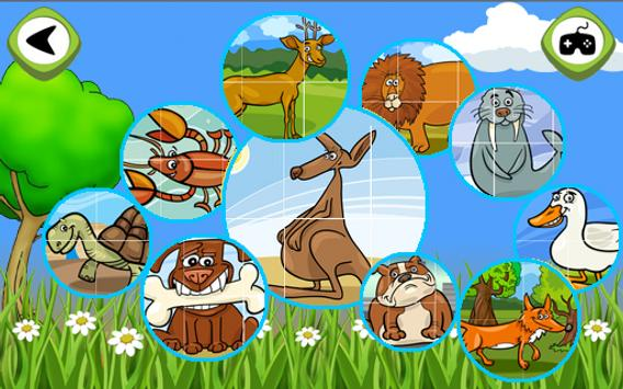Animal Puzzles 6 apk screenshot