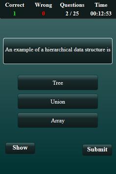 System Analysis and Design Quiz screenshot 10