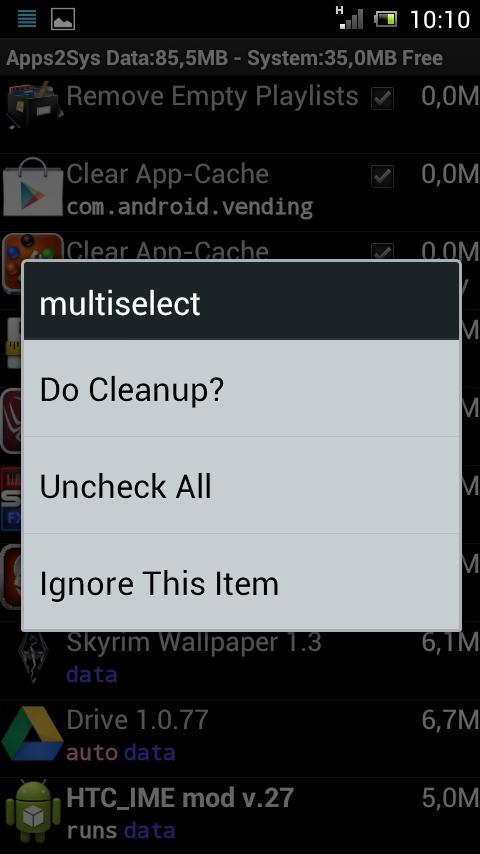 SystemCleanup for Android - APK Download