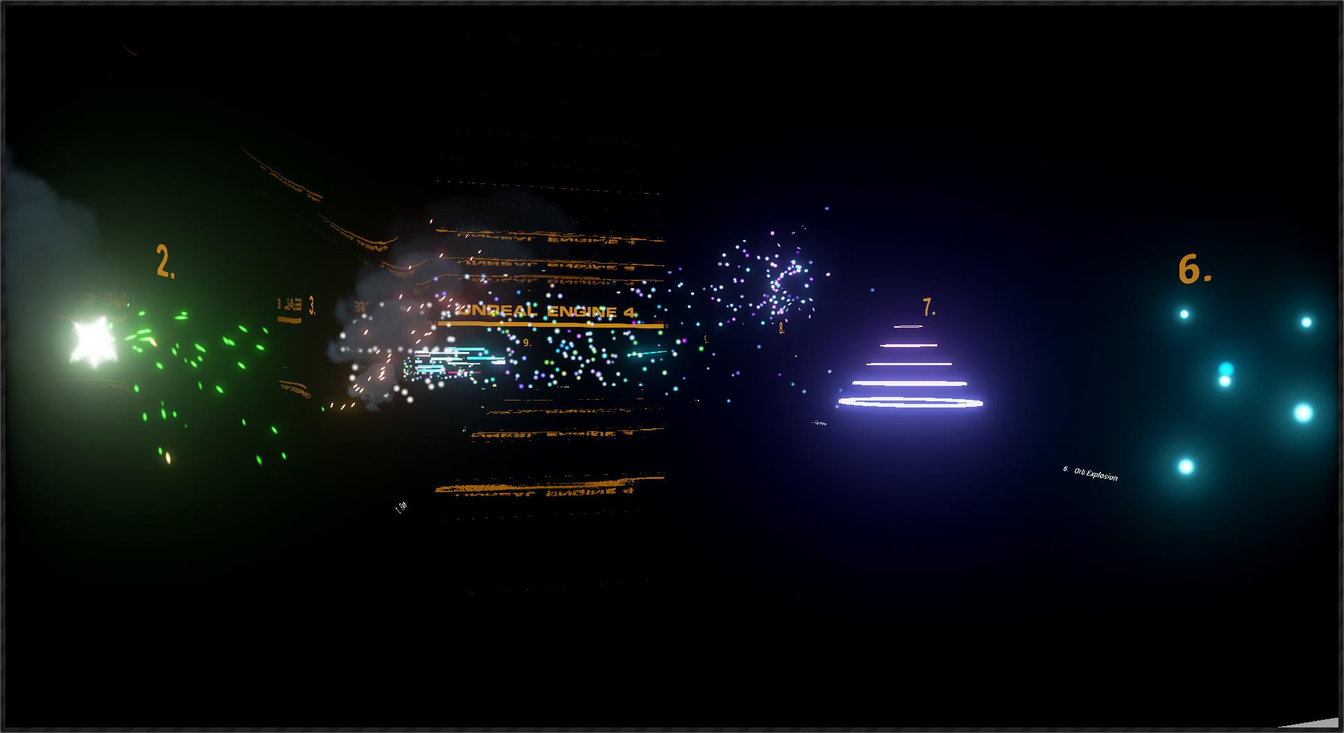 Unreal Engine 4 VFX for Android - APK Download