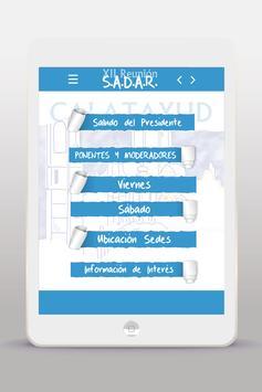 SADAR2016 screenshot 1