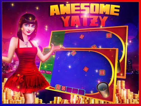 Yatzy Jackpot Fever apk screenshot