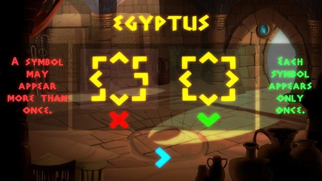 Egyptus poster
