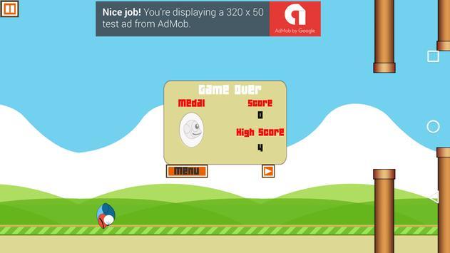Flap The Bird apk screenshot