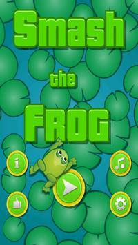 Smash The Frog poster