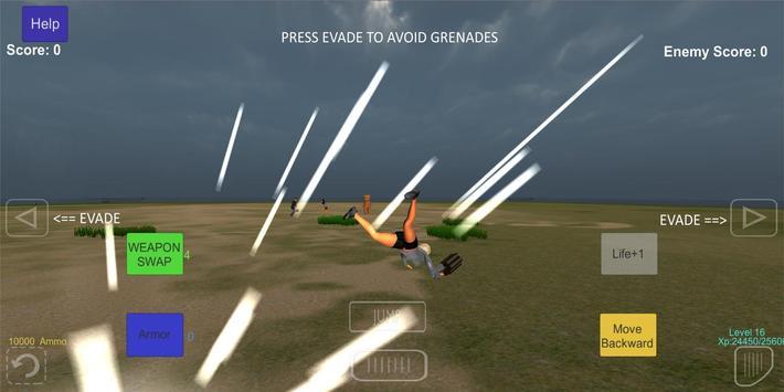 Crazy Battlefield apk screenshot