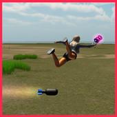 Psycho Bazooka Huntress icon