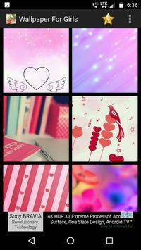 Cute Wallpaper For Girls screenshot 21