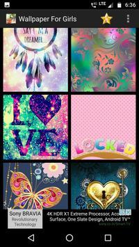 Cute Wallpaper For Girls screenshot 5