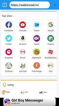 SELF Browser screenshot 4