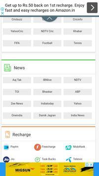 SELF Browser screenshot 5