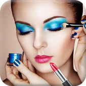 Beauty Selfies Makeup Editor icon