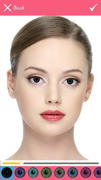 Beauty Selfies Makeup Editor apk screenshot