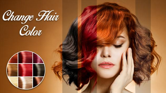 Change Hair Color APK Download Free Photography APP For Android - Hairstyle change app