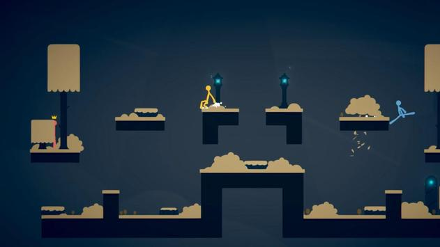 Stick Fight - The Game постер