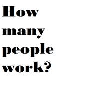 How work? icon