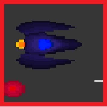 SPACE DEFENDER poster