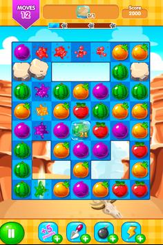 Juicy Fruit Jam Saga screenshot 5