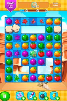 Juicy Fruit Jam Saga screenshot 2