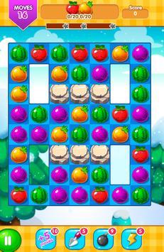 Juicy Fruit Jam Saga screenshot 3