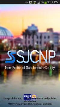 Non-Profits of SJC poster