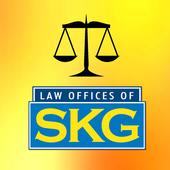 SKG Law Accident App icon