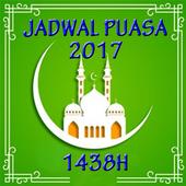 Jadwal Imsakiyah 2017 - 1438H icon