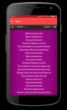 Songs Of Neha Kakkar 2017 screenshot 1