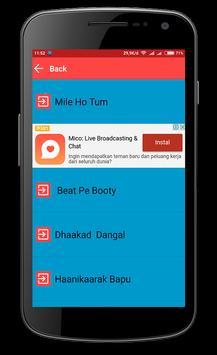Songs Of Neha Kakkar 2017 screenshot 2