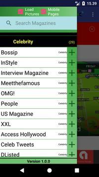Worldwide Magazines Online screenshot 6