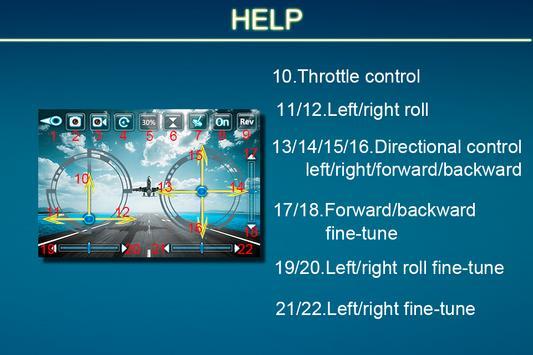 Sky vision Irdrone VR apk screenshot