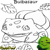 Sketch Learning Pokemon Drawing icon