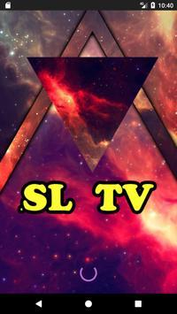 SL TV -  Live  Tv channels poster
