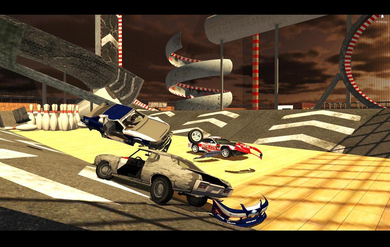 Car Crash 2 Tricks Simulator APK Download - Free Racing GAME for ...